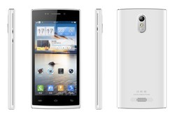 new design dual core MTK 3g Android smart phone