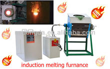 Hot sale in Brazil and Chile 90kg Tin Melting Furnace Price