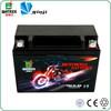 Batrex 12 Volt Battery Moto, 6.5Ah Motocycle Battery