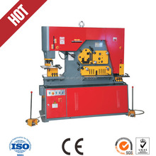 Hydraulic angle steel cutting tools Dual Cylinder Ironworkers