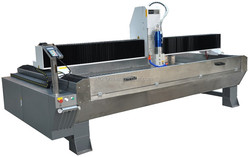 Fortuna CNC2500S auto tool change stone benchtop processing router