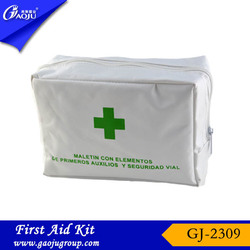 With CE FDA Certificate economic type bag first aid kit luggage