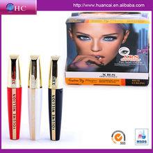 New product M00718 eyelash waterproof mascara, 3d fiber lashes mascara with factory price