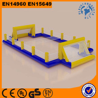 Commercial Grade New Inflatable Soccer Field For Sale