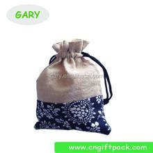 China Manufacturer jute bag custom made