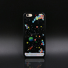Starry sky quicksand cell phone case for iPhone 5 Soft TPU mobile phone case