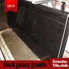 granite marble black galaxy from india