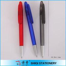 Copper metal tip big clip parker twist ball pen