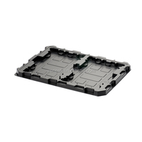 Conductive PS blister tray for Panel PC frame