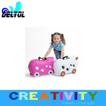 External Caster and Suitcase Type travel baby suitcase
