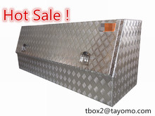 Aluminum truck tool boxes, tool box for truck