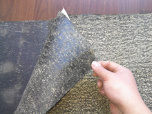 waterproof paper roofing felt/bitumen impregnated