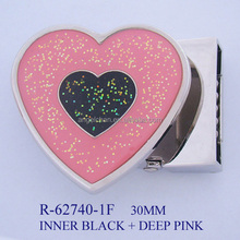 New products beautiful heart-shaped women belt buckle / lady's fashion buckle / belt buckle wholesale
