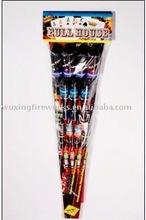 UK Assorted Packing Rockets Fireworks (2012 hot sale )