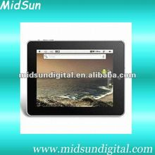 """2012 the hottest 9.7"""" android 4.0 MID capacitive 10 points touch panel"""