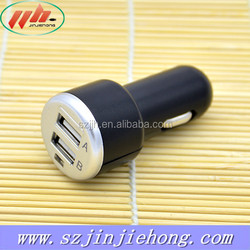 Car charger with 9V 2A car charger