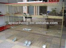 3 layer*4 door ,3 layer*3 door Rabbit Metal Cages For Sale (manufacturer)