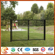 Gate grill fence design wire mesh fence for backyard zinc fence
