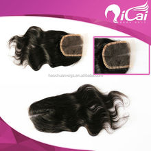 Virgin mongolian culy lace closure Top Lace Closure 100% Virgin Human Hair Grade 6a Factory Price