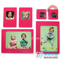 Printed Paper Mini Magnetic Collage beautiful photo frames