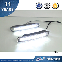 Daytime running light For Volkswagen Beetle 2007-2010 LED Work Light DRL Auto accessories from pouvenda