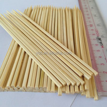 6.0mm dia 22cm Outdoor activities using bbq skewers of bamboo Manufacturer