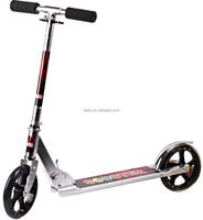 cheap sym big wheel foldable kick scooter pedal adult