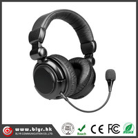 CE Authenticate New style 2.4G gaming wireless rechargeable headphones for tv