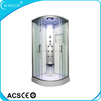 Cheap Price Whole Complete Enclosed Shower Room with Simple Design