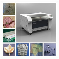 CO2 laser cnc cutting and engraving machine laser beam toys wood cutting board plastic