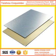 PE ACM/ACP/aluminum composite panel of Hot sale