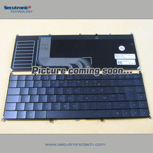Hot selling Laptop keyboard for HP/Compaq Mini 311 DM1-1000 UK Silver
