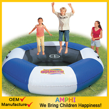 China supplier PVC tarpauline outdoor inflatable water jump ship