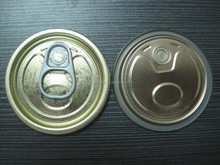 Tin Can Full Open Lids