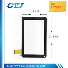 Factory price made in China 8 inch tablet pc touch screen digitizer,for E-C9005-04