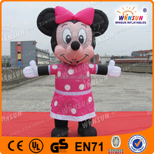 Lovely cute adult minnie mouse costume