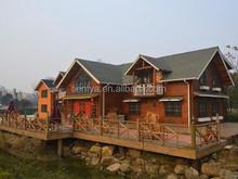 Outdoor waterproof cheap wooden home