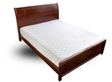 China por mayor fábrica de precio poliéster hotel funda de colchón / extensión de la cama / sábana ajustable