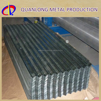 G60 Hot Dipped Metal Roofing Lowes Zinc Corrugated Steel Tile