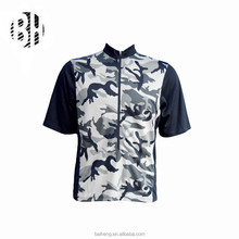 2015 mens camo t-shirt and cycling jersey