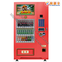 China bulk vending machine food and beverage service equipment (YCF-VM005C-0608) made in china