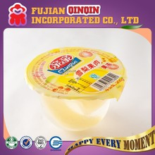 200g assorted real fruit pear flavoured cup jelly