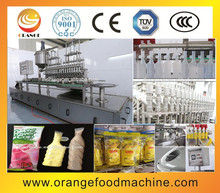 Full automatic ice cream ,milk stick filling and sealing machine