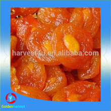 Factory wholesale high quality Preserved fruit dried Apricot