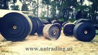 Used conveyor belts