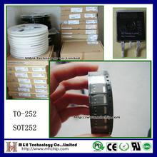 N-channel Power Mosfet Vdss 800V Rdson 2.7ohm Id 2A SPD02N80C3