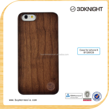 Wood accessories/for iphone 6 wood case china/PC hard case for iphone 6