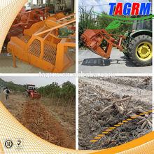 Facile fonctionner la récolte du manioc machine / carotte batteuse / pommes de terre machines moisson