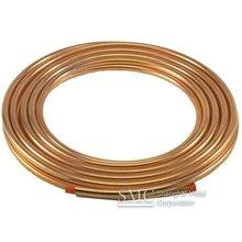 Tubos de cobre en rollo/ Tubos de cobre en bobina