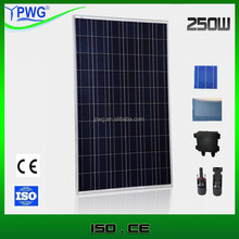 High Efficiency PV Solar Panel for Home use Solar Power Generator Cheap Factory Price